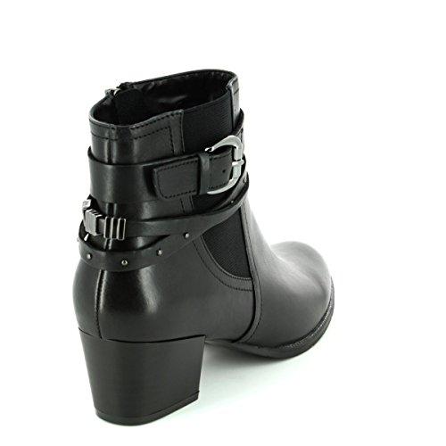 Femme Regarde Chaussures Isabell Noir De Millim Le 26 Confort Ciel XCBvxCAnqw