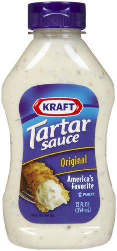 Kraft Tartar Sauce, 12 oz, 2 pk