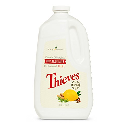 Thieves Household Cleaner Refill 64oz by Young Living Essential Oils by Young Living