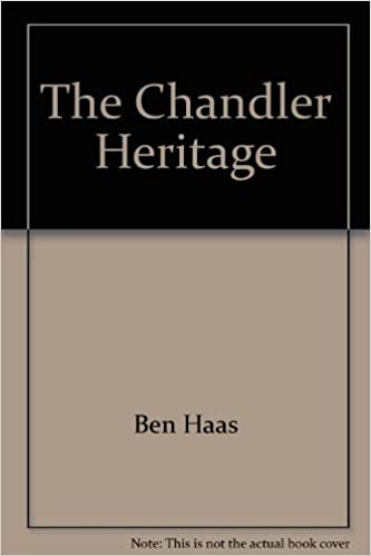 Book The Chandler Heritage