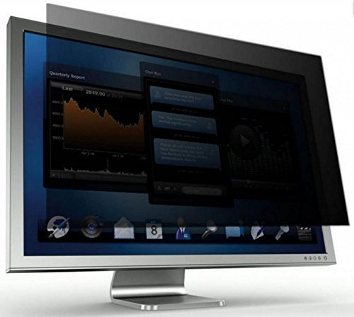 JPC 24W privacy filter screen protector film widescreen monitor 16:10 ratio
