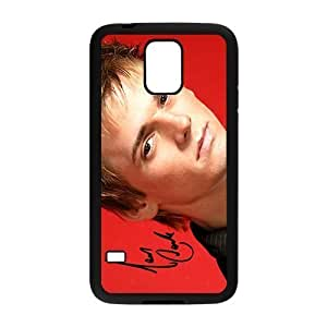 aaron carter Phone Case for Samsung Galaxy S5 Case by runtopwell