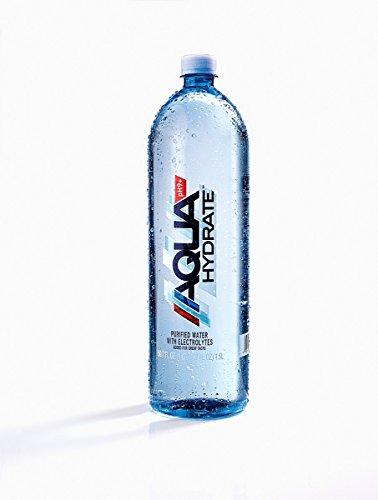 AQUAhydrate Electrolyte Enhanced Alkaline Water, 50.7 Fl. Oz (Pack of 12) by AQUAhydrate (Image #3)