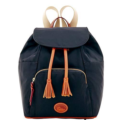 - Dooney & Bourke Nylon Backpack (Black)