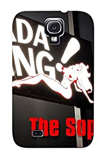 Gqvqfg-3002-vngyrwn New Galaxy S4 Case Cover Casing(bada Bing The Sopranos )/ Appearance