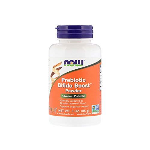 Now Prebiotic Bifido Boost Powder, 3-Ounce