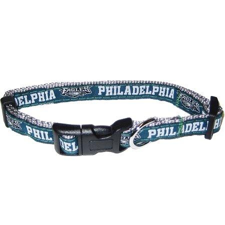 Pets First NFL Philadelphia Eagles Collar, Large