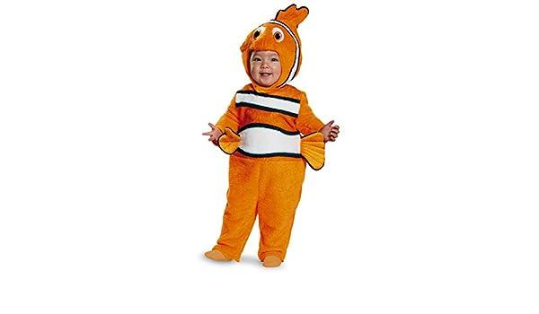 Finding Nemo Disney Prestige Nemo Costume Infant 6-12 Months ...