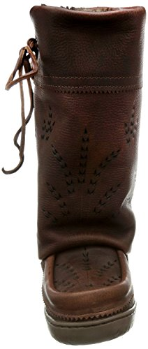 Gatherer Manitobah Cocoa Boot Snow Mukluks Mid Women's qrnwgtrH