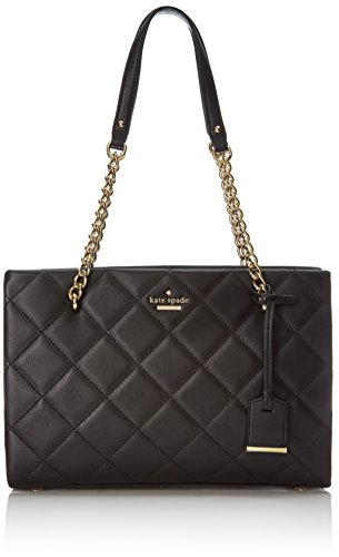 - kate spade new york Emerson Place Small Phoebe Shoulder Bag, Black, One Size