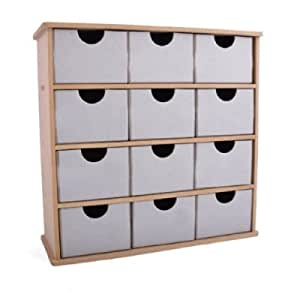 Kaisercraft - 12 Drawer Storage Box