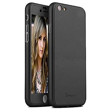 Funda Carcasa IPAKY® Original ultra-fina de TPU Protección 360º para el iPhone 6 Plus (5,5
