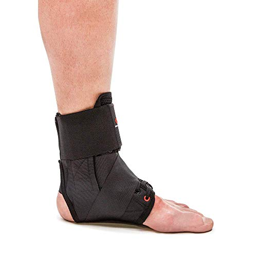 McDavid 195 Deluxe Ankle Brace with Strap (Black, Small) by McDavid (Image #13)
