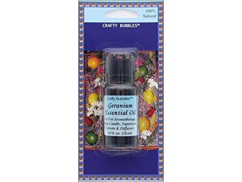 Crafty Bubbles Essential Oil .5oz Geranium
