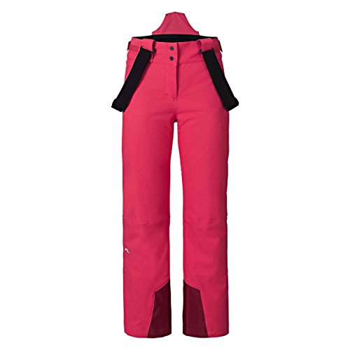 Kjus Girls Carpa Pant (Geranium / 164) Kjus Ski Pants