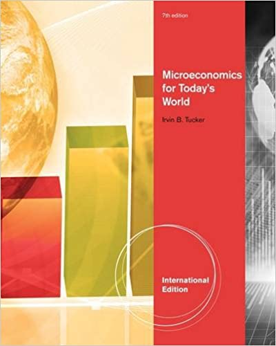 Book Microeconomics for Today's World