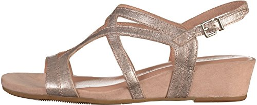 Tamaris 1-28226-38 Damen Sandalen Rosa(Rose Metallic)