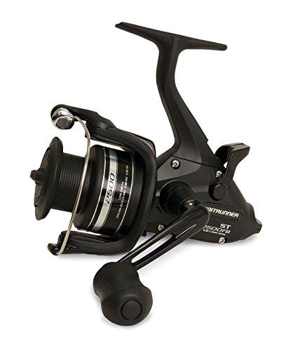 Shimano Baitrunner ST 2500 FB Baitrunner Standard Spinning Fishing Reel, BTRST2500FB (Best Time Of Year For Trout Fishing California)