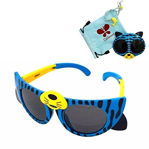 Sunglasses Polarized Folding Silicone Children product image