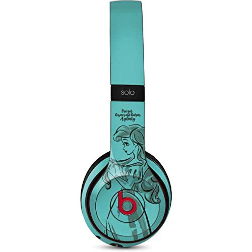 Disney Princess Beats Solo 3 Wireless Skin - Ariel Gizmos and Gadgets Vinyl Decal Skin For Your Beats Solo 3 Wireless by Skinit