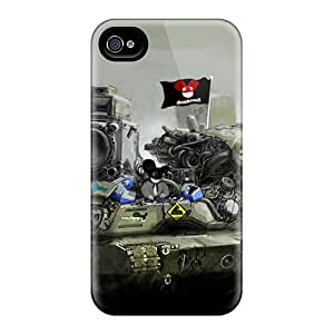 Ybt268hUbo MDCH Awesome Deadmau5 Feeling Iphone 4/4s On Your Style Birthday Gift Cover Case
