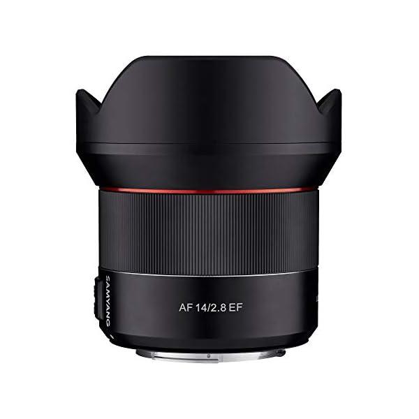 RetinaPix Samyang Brand Photography AF Lens 14MM F2.8 Canon EF