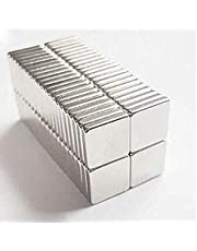 30-Piece 10x10x3mm Rectangular Magnet for refrigerators, Craft Items, whiteboards, DIY Projects, Office Magnets, Rectangular Magnets.