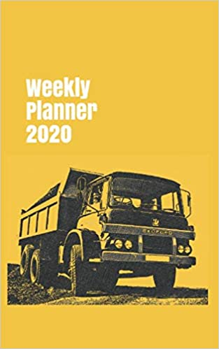 Weekly Planner 2020: handy format organizer (5x8) 120 pages ...