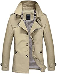 """<span class=""""a-offscreen"""">[Sponsored]</span>Also Easy Trench Coat Mens Jacket 5XL Autumn Long Coat Mens OverCoat Slim fit Clothing Windbreaker Male Business..."""