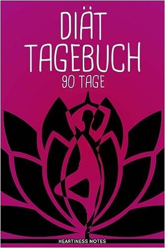 Diat Tagebuch Zum Ausfullen 90 Tage Girls Edition German