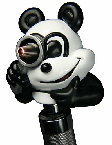 Exambuddies Otoscope Attachment for Welch Allyn Otoscopes, Pickles the Panda (Otoscope Accessories)