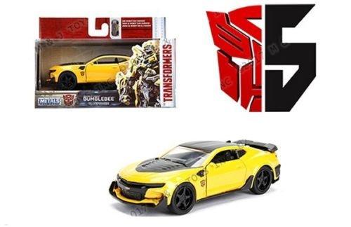 bumblebee car - 9