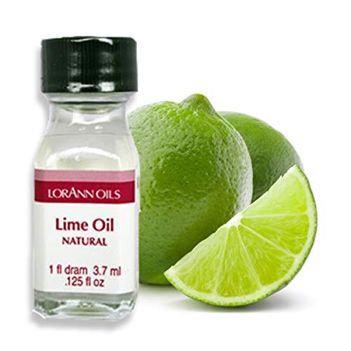 Lorann Oils Lime Flavoring, 1 Dram