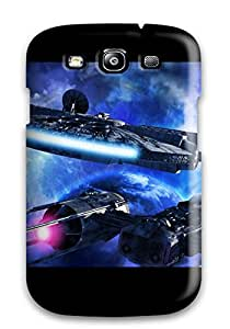 Hot Selling Star Wars First Grade Tpu Phone Case For Galaxy S3 Case Cover