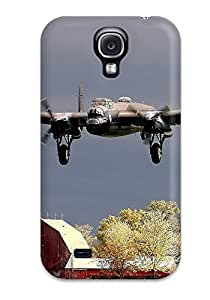 Slim Fit Tpu Protector Shock Absorbent Bumper Aircraft Military Man Made Military Case For Galaxy S4