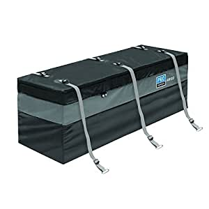 Rage Powersports CSBG-60 Hitch Cargo Carrier Rack Bag (60' Waterproof with Expandable Height) ,1 Pack
