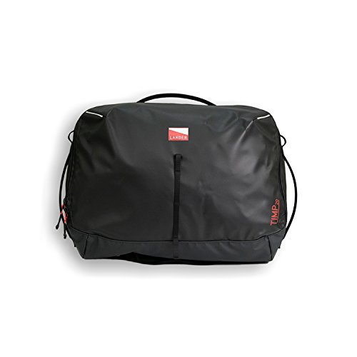 Lander - TIMP Messenger Bag, Rip-Stop Front Panel and Breathable Mesh (20-Liter) ()