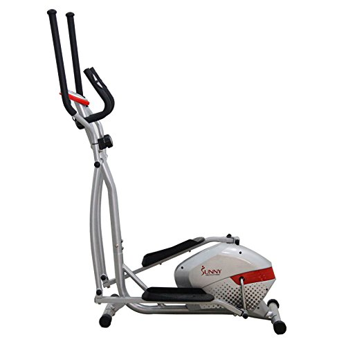 Sunny Health & Fitness SF-E3416 Magnetic Elliptical Trainer, Gray (Magnetic Elliptical Sunny)