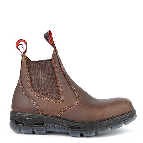 Chaussures en Femme Redback Jarrah Boots Marron Boots Cuir 8TWvpR7