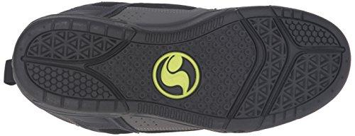 Zapatos DVS Comanche Gris Negro Lime