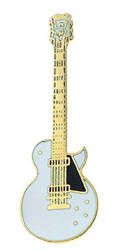 White Les Paul Electric Guitar ()
