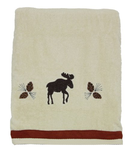 "Bacova Guild North Ridge Bath Towel - Package Length: 12.0"" L Package Width: 12.0"" W Package Height: 2.25"" H - bathroom-linens, bathroom, bath-towels - 41ppr8VduiL -"