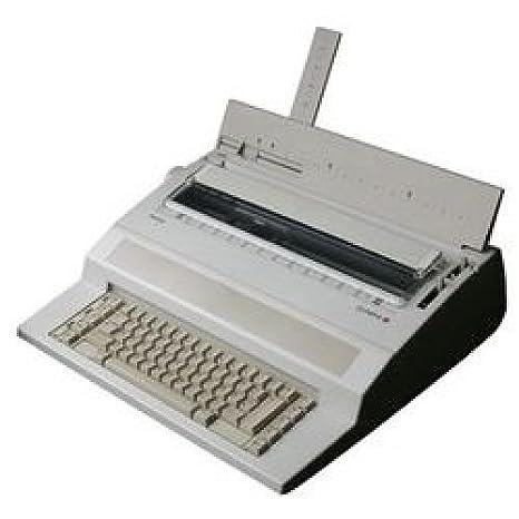 Máquina de escribir - Star Type 20 caracteres/seg., tipos Rueda Classic: Amazon.es: Oficina y papelería