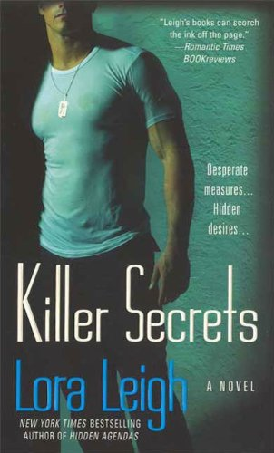 Killer Secrets: A Novel (Tempting Navy SEALs Book 5)