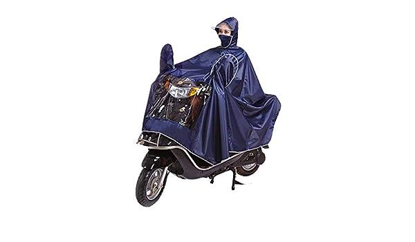 EGCLJ Poncho Impermeable para Ciclismo - Chaqueta Impermeable para ...