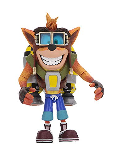NECA - Crash Bandicoot 7