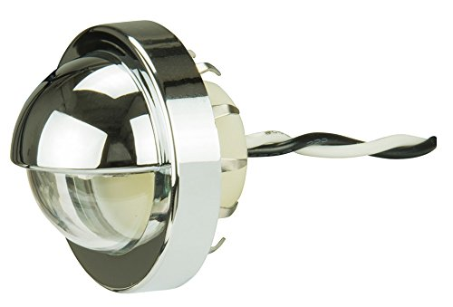 Blazer B165 LED Round Snap-In License / Utility Light