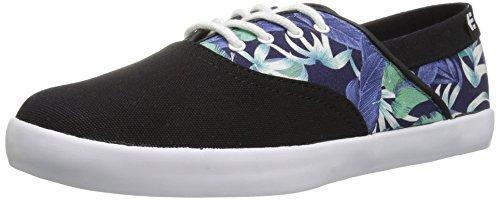 Corby Black White Black Print 507 Shoe Skateboarding Etnies W's White Women's 5WqHfaU