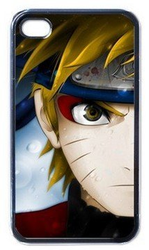 Naruto Movie V.3 Anime Manga iPhone 4 & IPhone 4s Shell Hard Cases - Htc Otterbox S One Case