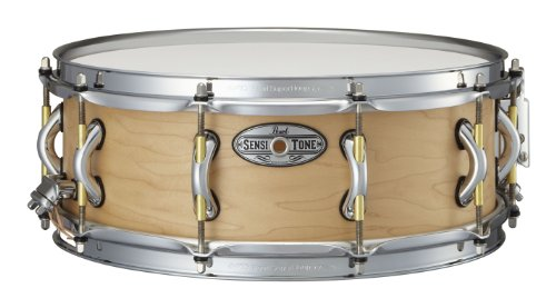 Pearl STA1450MM 14 x 5 Inches Sensitone Premium Snare Drum - Maple